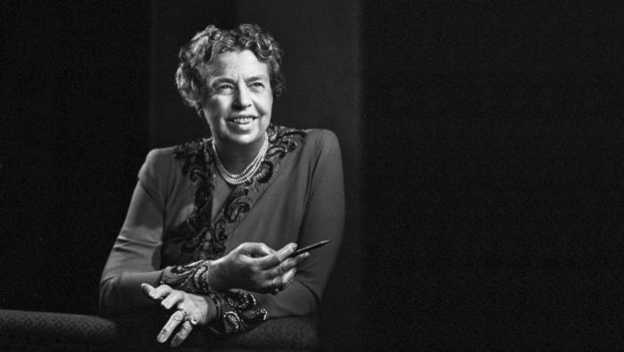 Frases de Mujeres Exitosas. Anna Eleanor Roosevelt. División Pyme y Mujer de Acción.